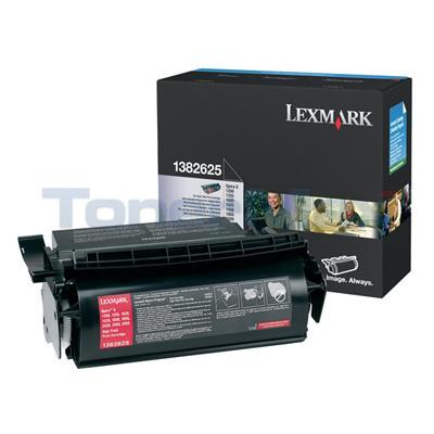 LEXMARK OPTRA S1250 PRINT CARTRIDGE 17.6K